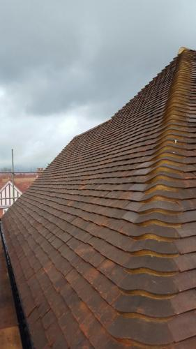 New Tiling and Slating
