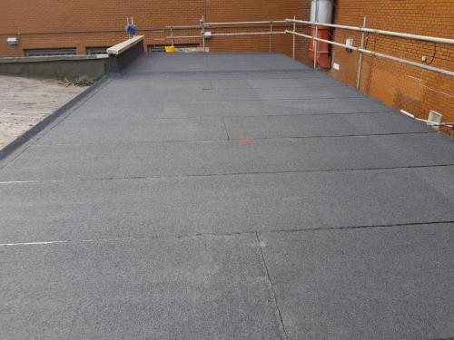 Flat Roofs and Single Ply