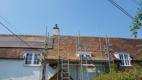 Re-Roofs and Roof Repairs