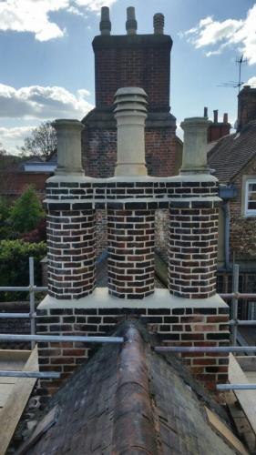 Chimney Works and Rebuilds