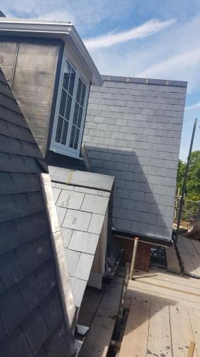 New Tiling and Slating